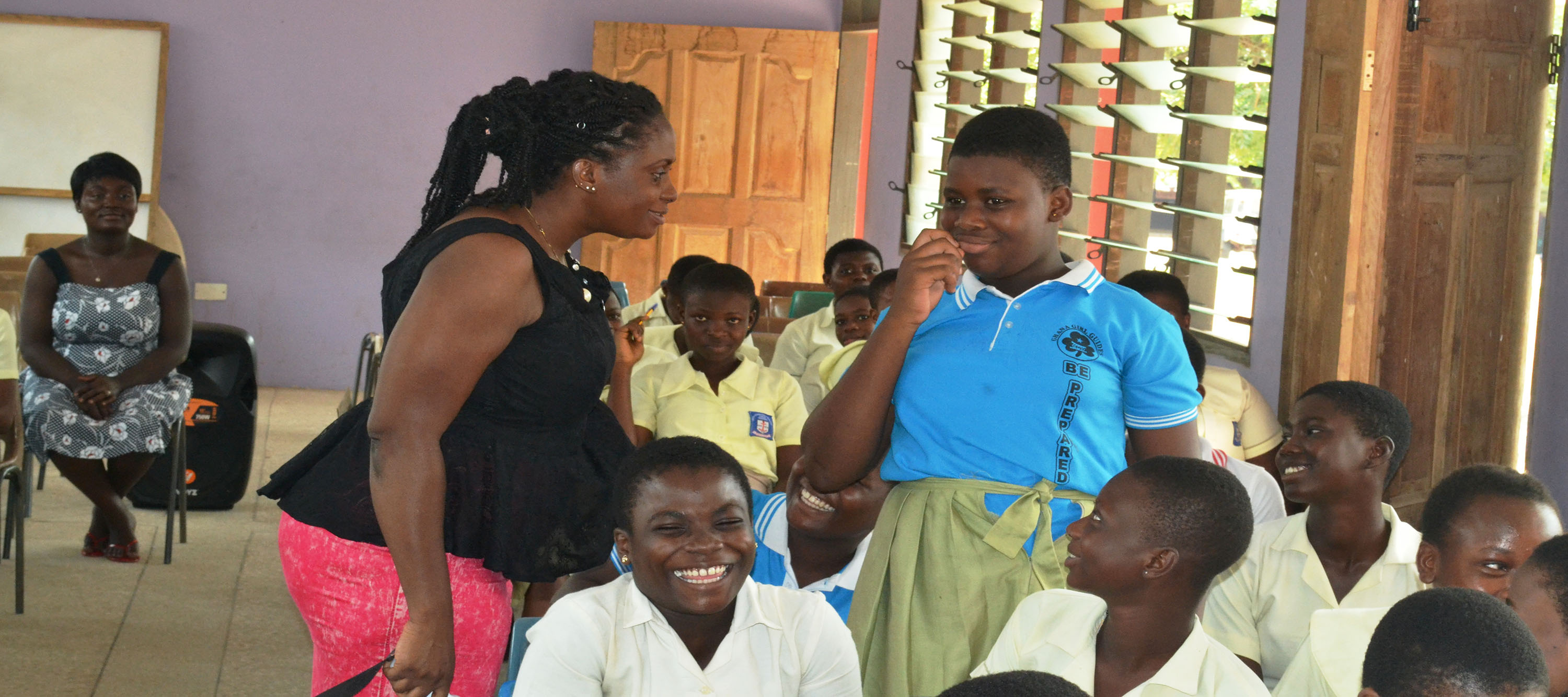 Girl Child Education Our Priority