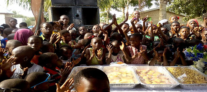 Helping the Less Privileged